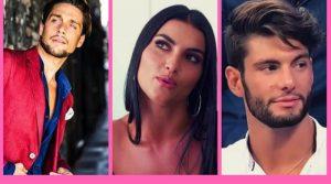 Uomini e Donne: confronto tra Teresa, Antonio Moriconi e Andrea