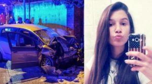 Mi ammazzo, Jessica, 18 anni, si schianta in auto e muore