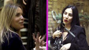Giulia De Lellis con Claudia e Giulia nella scelta abiti(Video)