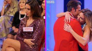 Uomini e Donne: David ufficializza l' amore per Cristina