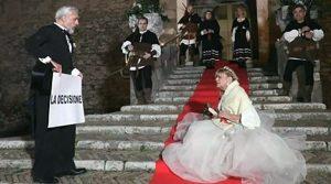 Rocco e la proposta per Gemma al Castello(Video)