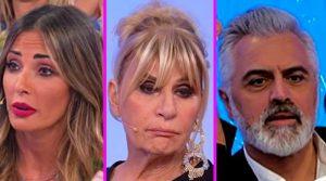 Ida, Michele e Tina parlano di Gemma e il castello
