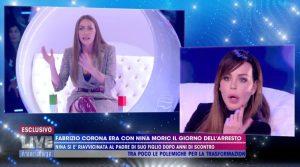 Nina Moric vs Karina: senza neuroni, torna al trono classico