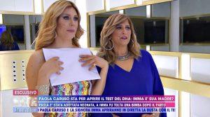 Paola Caruso, Imma è la mamma biologica
