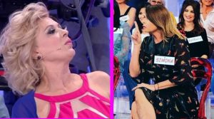 Uomini e Donne tagliati gli insulti di Tina a Simona Bosio