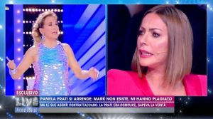 Barbara D'Urso sfida Pamela Prati