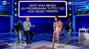 La gaffe hot di Caterina Balivo fa sbottare Giorgio Mastrota