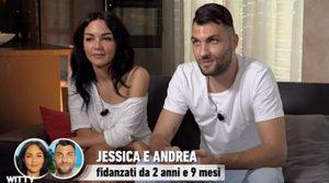 Temptation Island: Andrea e Jessica stanno insieme?