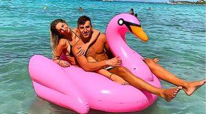 Massimo Colantoni allo scoperto con Sonia: è amore vero
