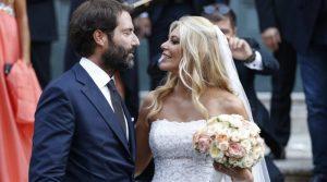 Eleonora Daniele si è sposata dopo 16 anni di fidanzamento