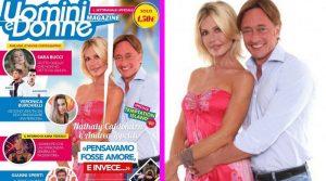Nathaly Caldonazzo al Magazine: Per me Andrea è morto